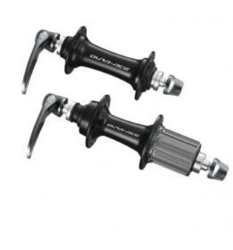 Picture of Shimano Dura-Ace FH-9000/HB-9000 hubs