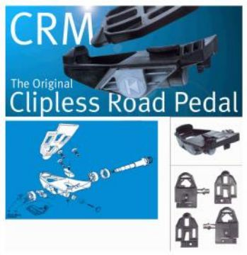 Изображение Keywin CRM-90 racing bike Pedals