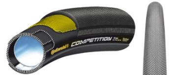 Picture of Continental Competition Tubular