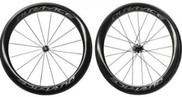 Picture of Shimano Dura-Ace WH-R9100-C60 tubular