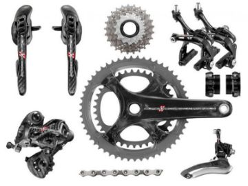 Изображение Campagnolo Super Record Ultra Shift 11 speed Group 2016