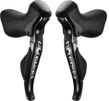 Picture of Shimano Ultegra Di2 ST-6870 STI 2x11 (Pair)