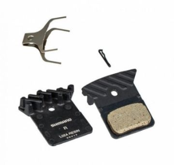 Изображение Shimano Disc Brake Pads Resin L02A