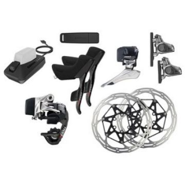 Изображение SRAM RED eTap Road Disc Groupset Flat mount