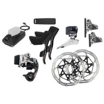 Picture of SRAM RED eTap Road Disc WiFLi Groupset Flat mount