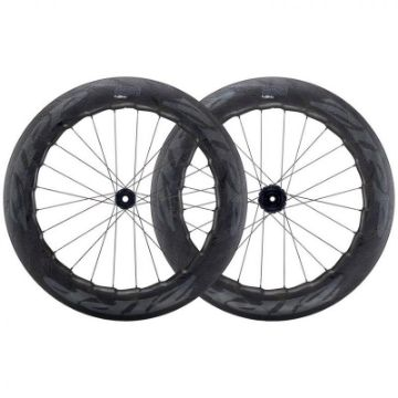 Picture of ZIPP 858 NSW Carbon Clincher Disc-Brake Wheelset