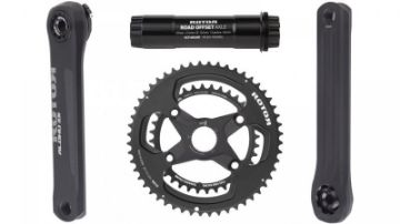 Изображение Rotor ALDHU 3D+ Crankset with Direct Mount Spidering