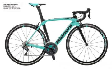 Изображение Bianchi Oltre XR3 CV 2020 Велосипед в сборе