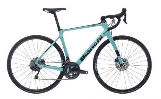 Изображение Bianchi Infinito XE disc 2020 Велосипед в сборе