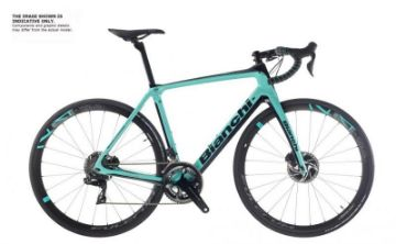 Picture of Bianchi Infinito Cv Disc 2020