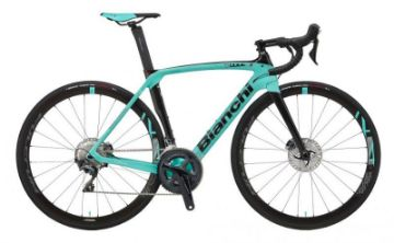 Picture of Bianchi Oltre XR3 CV Disc 2020 Complete bicycle