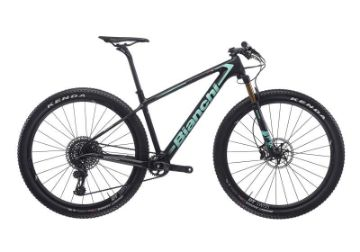 Picture of Bianchi Methanol CV RS