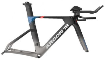 Picture of Argon 18 E-118 Tri+ Disc  Frameset 2020