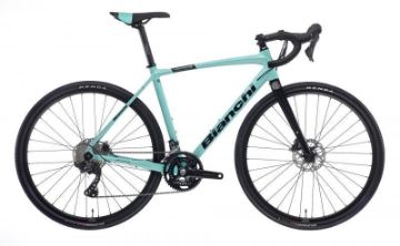Picture of Bianchi Impulso ALL ROAD 2020 Complete bicycle
